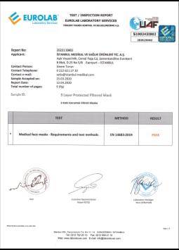 Eurolab Performans Testleri
